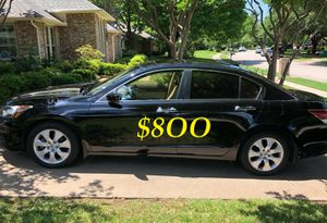 🍁🔥$8OO URGENT I sell my family car 2OO9 Honda Accord Sedan V6 EX-L 𝓹𝓸𝔀𝓮𝓻 𝓢𝓽𝓪𝓻𝓽 Runs and drives very smooth🍁🔥 for Sale in Anaheim, CA