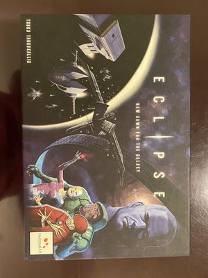 Eclipse board game 2nd English version Max 6 players for Sale in Carrollton, TX