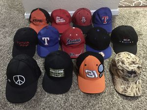 New hats 🧢 5$ for each for Sale in Richardson, TX