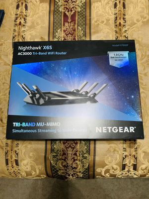 Netgear Tri-band Gaming Router for Sale in Fresno, CA