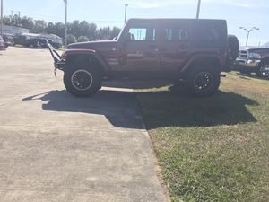 2010 Jeep Wrangler Unlimited for Sale in Bartow, FL