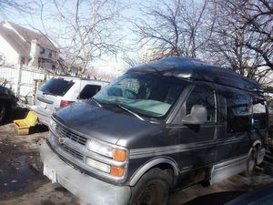 Chevy Express Van G 1500 Chevrolet for Sale in Cleveland, OH
