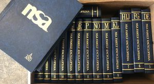 NSA Family Encyclopedia for Sale in Colleyville, TX