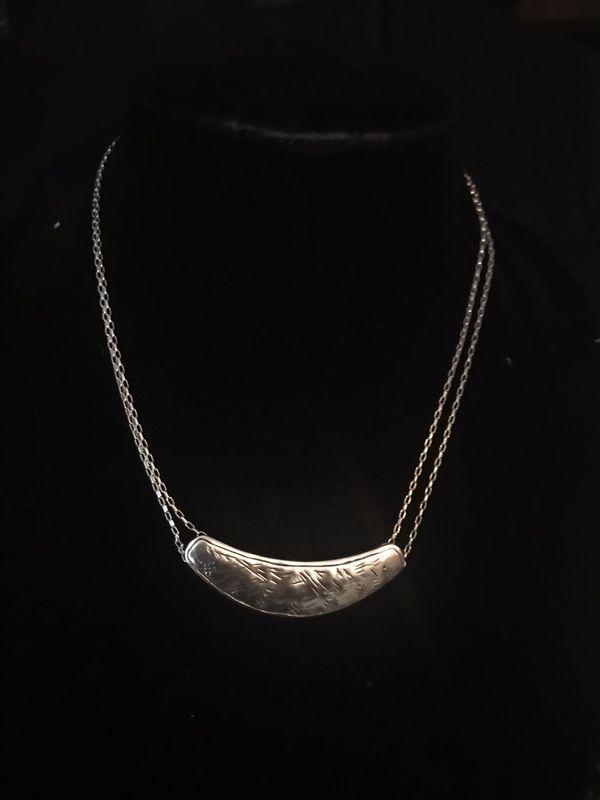 Silpada Lunar Necklace