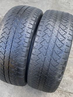 2 tires 285/45/22 Briedgestone for Sale in Bakersfield,  CA