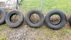 Trailer tires 225/75/R15 for Sale in NEW PRT RCHY, FL