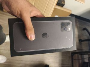 iPhone 11 pro max at&t and Cricket for Sale in Dallas, TX