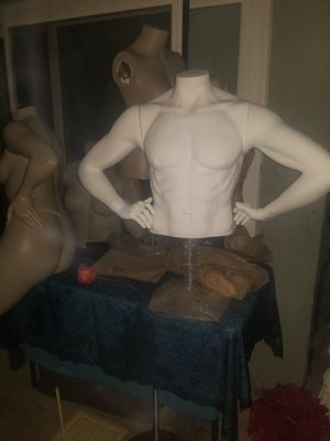3 MANNEQUINS FREE LAST CALL FOR FREE STUFF READ FIRST for Sale in Irwindale, CA