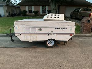 Rockwood freedom pop up camper for Sale in OLD RVR-WNFRE, TX