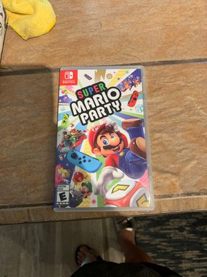 Super Mario Party- Nintendo Switch for Sale in Glendale, AZ