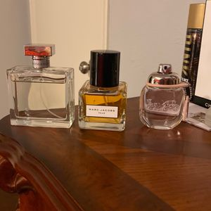 Bundle Of Perfumes 45.00 For Al Three for Sale in Plano, TX