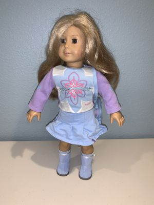 American Girl Doll- 8 outfits and accessories included, great condition for Sale in Littleton, CO