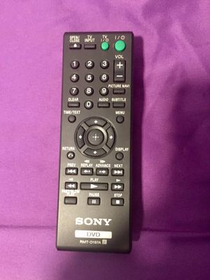 Sony CD and DVD player -DVP -ST220P for Sale in Miami Gardens, FL