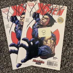 The Uncanny X-Men 2 Copys for Sale in Riverside, CA