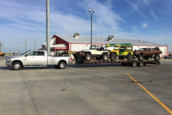 Need to haul your RV? 5th wheel? Trailer?