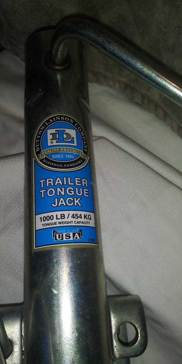 DUTTON-LAINSON TRAILER TONGUE JACK 1000LBS