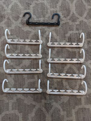 Closet hanger organizers (9) for Sale in Portland, OR
