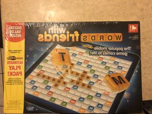 Words with Friends Board Game New! for Sale in Wappingers Falls, NY