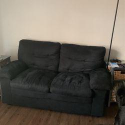 Dark Blue Sofa for Sale in Murfreesboro,  TN