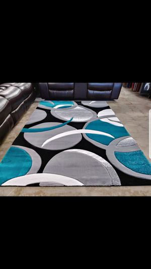 Brand New Modern Area rugs looks great on wooden floors for Sale in Hodgkins, IL