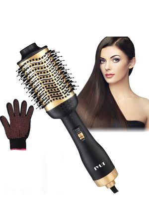 Brand New! Hair Dryer Brush Hot Air Brush One-Step Hair Dryer and Volumizer 5 in 1 Upgrade Brush Blow Styler and Dryer Salon Negative Ion Ceramic For for Sale in Hacienda Heights, CA