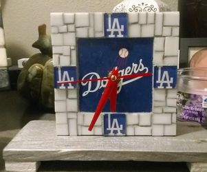 Los Angeles Dodgers Clock for Sale in Newhall,  CA