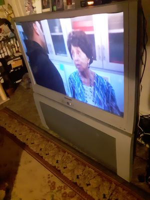 46 inch Panasonic projector TV free for Sale in Denver, CO