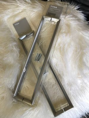 Stainless steel cabinet handles (pkg of 2) for Sale in Chicago, IL