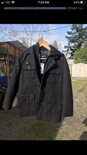 Black rivet jacket for Sale in Portland, OR