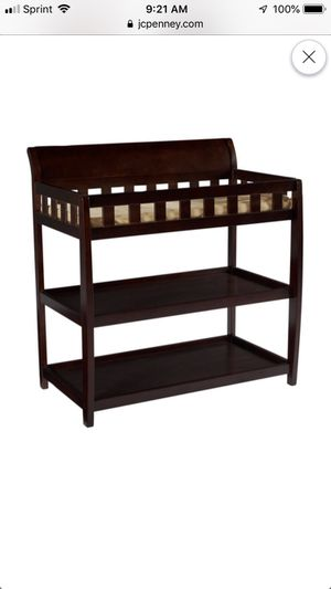 Delta Bentley Crib and Changing Table for Sale in Bridgeville, PA