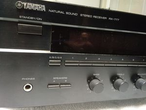 Yamaha receiver for Sale in Los Angeles, CA