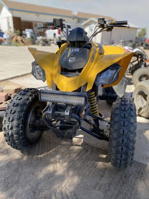 Can-Am DS250 2017 for Sale in Hesperia, CA