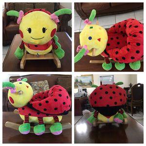 Rockabye Lulu Ladybug Rocker for Sale in Miami, FL