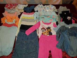 Baby girl bundle $8 for Sale in Los Angeles, CA