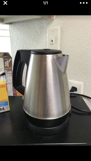 Electric kettle for Sale in Tempe, AZ