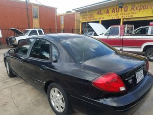 2005 Ford Taurus for Sale in Houston, TX
