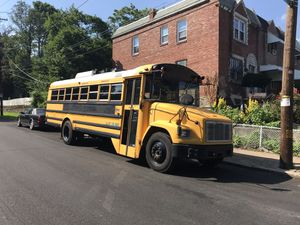 2002 freightliner school bus clean for Sale in Philadelphia, PA