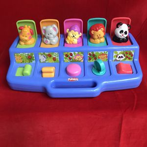 Poppin' Pals Pop-up Activity Toy - Baby/kids for Sale in Bolingbrook, IL