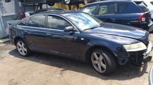 Audi A6 for part of 2008 for Sale in Opa-locka, FL