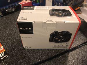 Sony dsc-h300 camera for Sale in Taylorsville, UT