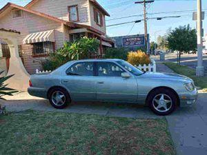 1998 Lexus LS400 for Sale in Fontana, CA
