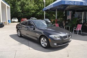 2013 BMW 5-Series for Sale in Tampa, FL