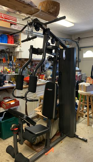 SAGear Weight Stack Home Gym for Sale in Orlando, FL