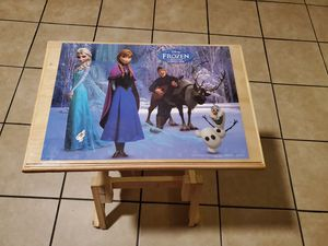 Frozen table for Sale in Perris, CA