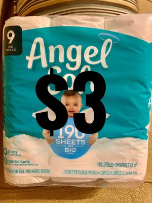 Angel Soft Toilet Paper for Sale in Anaheim, CA
