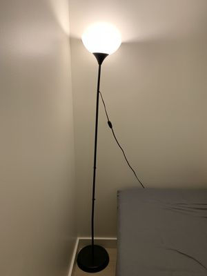 Ikea floor lamp for Sale in Seattle, WA