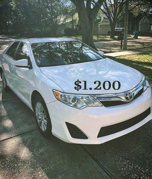 💯💯First owner 2013 toyota camry $1200💯💯 for Sale in Warren, MI