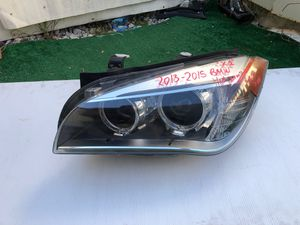 2013-2014-2015 BMW X1 HEADLIGHT LEFT DRIVER SIDE HID XENON OEM USED for Sale in Torrance, CA