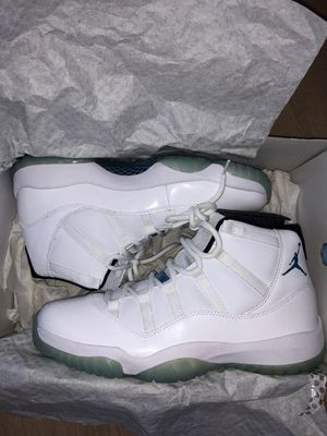 Jordan 11 legen blue for Sale in Lewisburg, PA
