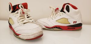 Youth Size Air Jordan 5 Retro (GS) 134092-162 Size 4.5Y for Sale in San Diego, CA